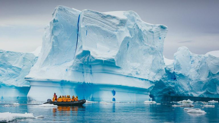 Seven Terrific Events on seven Continents