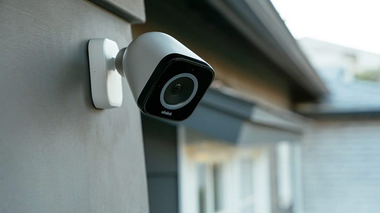 Why is't necessary to install a home alarm system?