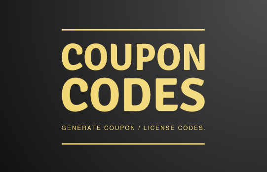 Coupon Codes - A handy Means of Unlimited Shopping